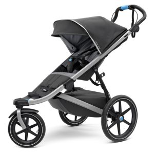 Thule Urban Glide 2 Single Stroller – Dark Shadow (PLEASE ALLOW 2-4 WEEKS FOR DELIVERY)