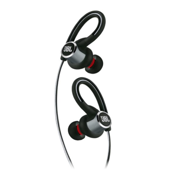13962a844a9 JBL Reflect Contour 2 Bluetooth Wireless In Ear Headphones – Black ...